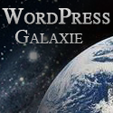 Galaxie WordPress