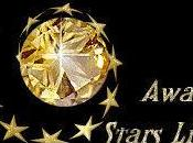 Award stars light