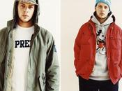 Supreme fall/winter collection lookbook