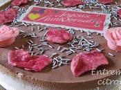 Table rose pour anniversaire très réussi