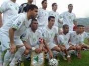 Football: Algérie-Zambie