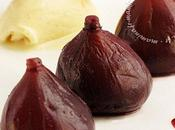 Figues pochees maury epices diverses