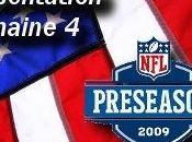 Pré-saison 2009 Présentation 4ème semaine