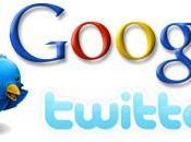 Google négociations pour racheter Twitter!
