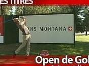 Crans-Montana voit logo interdit green durant l'open golf