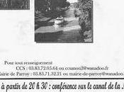 Journées patrimoine canal Marne Rhin