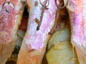 Rougets Bassin d'Arcachon légumes d'été