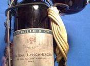 Lynch Bages 1945 Caillou Crême Tête 1983