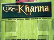 Main Mrs. Khanna avec Salman Khan Kareena Kapoor.