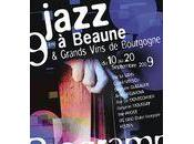 9eme édition Jazz Beaune, festival jazz grands vins Bourgogne