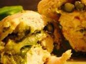Suprême poulet pesto pistaches
