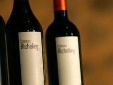 """vignoble """"Château Richelieu"""" vendu chinois"""