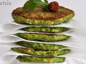 Galettes roquette noisettes ossau iraty