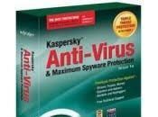 Télécharger Kaspersky Antivirus 2010