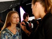 maquillages coiffures défilé Tommy Hilfiger printemps-été 2010