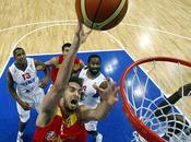joueurs enchanté l'Eurobasket