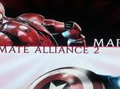 MARVEL ULTIMATE ALLIANCE prise mains
