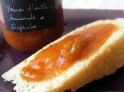 Confiture prunes d'ente mirabelles parfumée gingembre l'amande