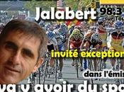 Laurent Jalabert invité exceptionnel dans avoir sport'