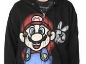 Sweat shirts Mario