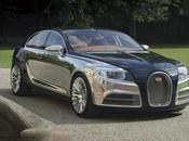 Bugatti présente Galibier