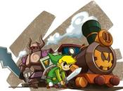 Legend Zelda Spirit Tracks sortira le...