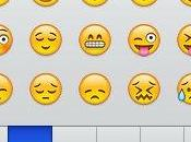 Activer smileys l'Iphone