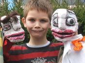 quelques mots pour actualité d'ateliers marionnettes tournée...