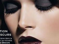 Chanel automne 2009: collection noirs obscurs