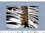 Voiles Saint-Tropez Régates dessin aquarellé