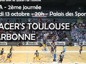 Volley Spacer's Toulouse Narbonne, gagnez places