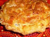Mini-tarte poireaux chèvre lardons