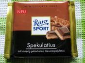 Rittersport spekulatius, chocolat rentrée 2009...