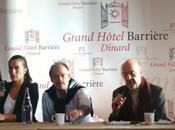 Résumé conférence presse jury 20ème Festival Film Britannique Dinard