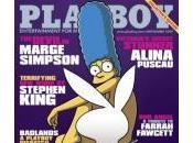 Marge Simpson dévoile charmes pour Playboy