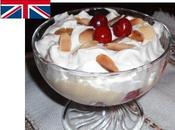Semaine goût Royaume-Uni trifle