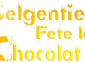Salon chocolat Belgentier.