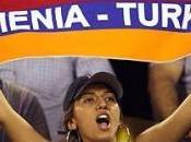 Turquie-Arménie signature sifflets