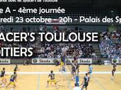 Volley Spacer's Toulouse-Poitiers gagnez places