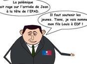 L'avis autorisé plan Jeune pour Jean Sarkozy