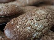 Charlotte 1ère: Biscuits cuillère cacao