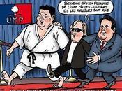 niveau olympique David Douillet politique
