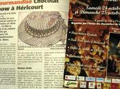 Show chocolat Héricourt (Haute-Saône,
