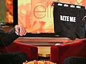 Robert Pattinson Ellen deGeneres show
