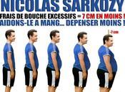HORRIBLE !!!! Nicolas Sarkozy risque perdre... centimètres