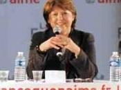 Parti Socialiste Martine Aubry, étape Grenoble