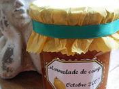 Marmelade coings