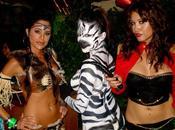 Halloween villa Playboy