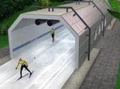 Allemands peuvent désormais skier toute l'année