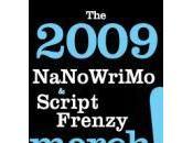 NanoWriMo mois pour écrire 50.000 mots
